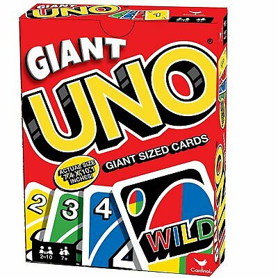 Buy Cardinal Giant Uno Giant Game