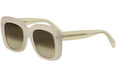 Buy Celine Women's CL41433S CL/41433/S AYC-Z3 Opal Fashion Sunglasses 52mm