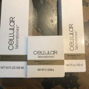 Buy Cellular Laboratories Skin Care Value Kit