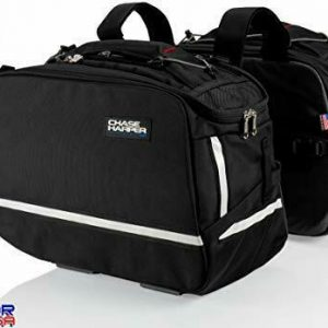 Buy Chase Harper USA 3550 Aeropac II Saddle Bags - Water-Resistant, Industrial