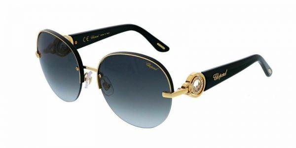 Buy Chopard Women's Sunglasses SCHB67S 59mm Authentic
