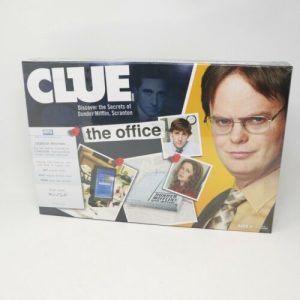 Buy Clue The Office Edition Board Game - Hot Topic Exclusive - Brand New Sealed