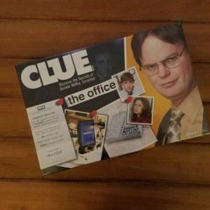 Buy Clue The Office Edition Board Game New Factory Sealed
