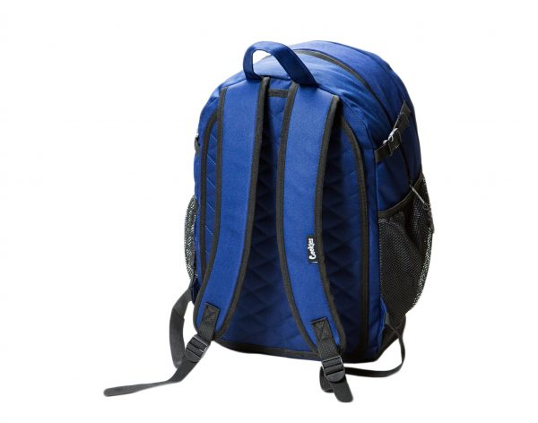 Buy Cookies The Bungee Smell Proof Nylon Varsity Navy Backpack 1538A3537-NAV
