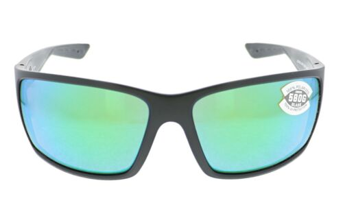 Buy Costa Del Mar Reefton Green Mirror 580G Glass Blackout Sunglasses RFT 01 OGMGLP
