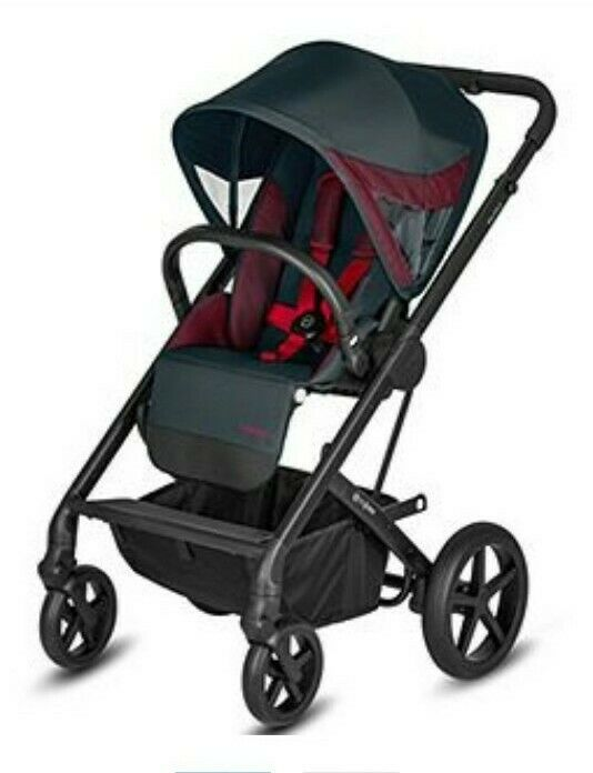 Buy Cybex Balios S Stroller FERRARI Official Collection in Victory Black Brand New!