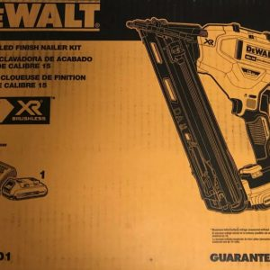 Buy DEWALT DCN650D1 20V Cordless Nailer with Accessories