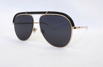 Buy DIOR Women's Sunglasses DESERTIC 2M2 Black/Gold 58-14-145 MADE IN ITALY - New!