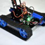 Buy DIY Arduino STEAM Programmable Smart RC Robot Car Arm Tank Educational Kit