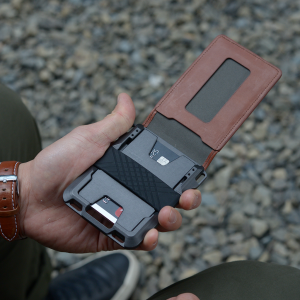 Buy Dango M1 Maverick BiFold Wallet -4 Pocket BiFold (USA)- Black, Brown, Slate Grey