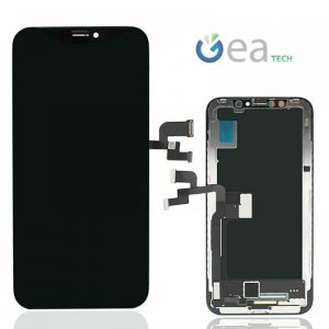 Buy Display LCD Screen Hard Oled for Apple IPHONE x Touch Screen+Frame Black New