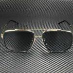 Buy Dolce & Gabbana DG2220 02/81 GOLD/BLACK POLARIZED GREY 57 mm Men's Sunglasses