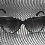 Buy Dolce & Gabbana DG4270 501/8G BLACK GREY GRADIENT 55 mm Women's Sunglasses