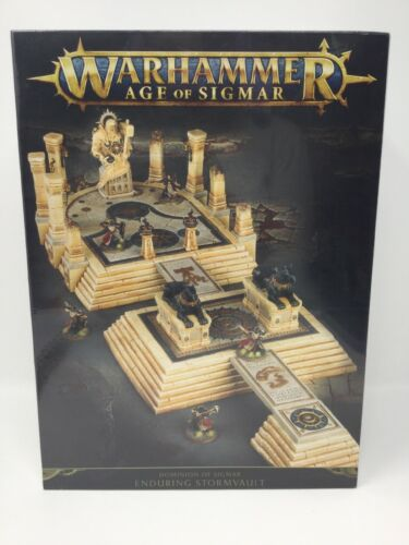 Buy Dominion of Sigmar The Enduring Stormvault Warhammer Age NIB Free Shipping