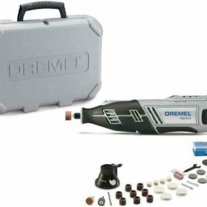 Buy Dremel 8220 Series 12VMax Cordless Rotary Tool (28 Accessories/1 Attachment)