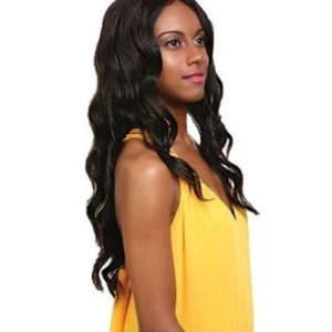 "Buy EBIN_LACE_WIG_Dress 8A Brazilian Ocean_Wave_22""_#Natural_Dark"