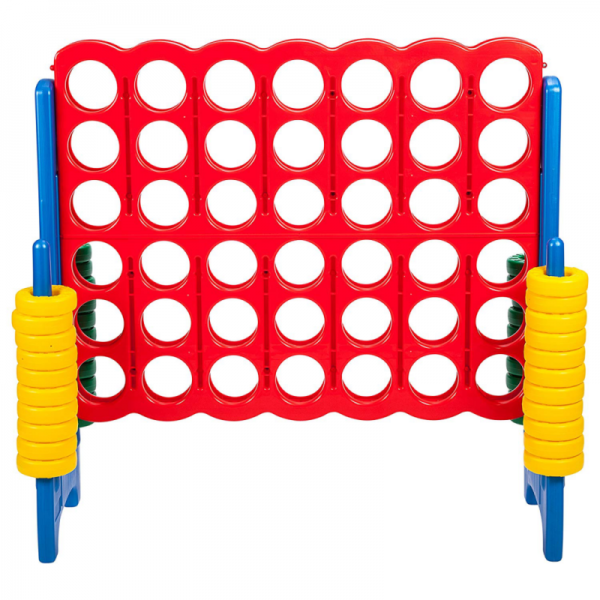 Buy ECR4Kids Jumbo 4 To Score Giant CONNECT FOUR, Giant Connect 4 OVERSIZED GAMES
