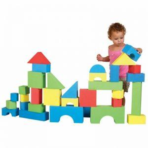 Buy Edushape Big EduColor Blocks  - Set of 32