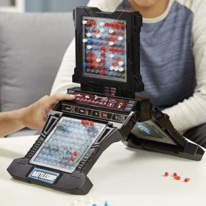 Buy Electric Battleship Game Electronic Portable Lights and Sounds Ages 8 +