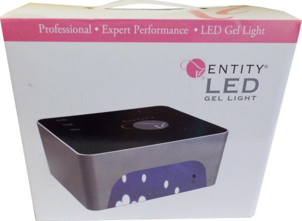 Buy Entity LED Gel Polish Nail Light Curing Lamp Dryer AUTHENTIC NEW IN BOX + GIFT