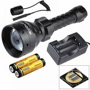 Buy Evolva Future Technology Lens Infrared Flashlight IR T67 67mm Night Vision To...