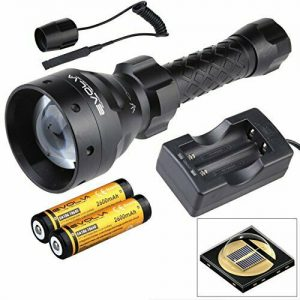 Buy Evolva Future Technology Lens Infrared Torch+Battery+Charger+Pressure Switch