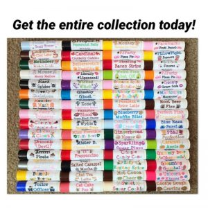 Buy FREE SHIPPING! ENTIRE Lipsessed Lip Balm Collection! ALL 60 AVAILABLE FLAVORS!!