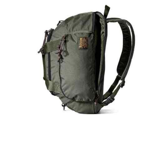"""Buy Filson Duffle Pack  Backpack Laptop 15"""" Travel Bag 19935 Otter Green 20019935"""
