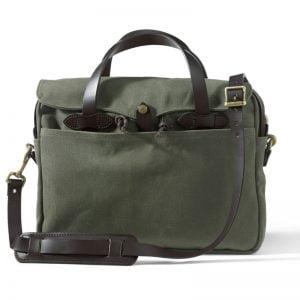 Buy Filson Rugged Twill Original Briefcase 70256 Otter Green 11070256
