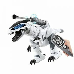 Buy Fistone RC Robot Dinosaur Intelligent Interactive Smart Toy Electronic Remote...