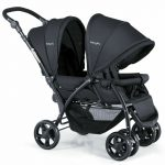 Buy Foldable Twin Baby Double Stroller Lightweight Travel Stroller Infant Pushchair