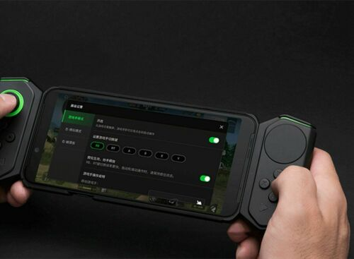 Buy For Original Xiaomi Black Shark Helo Handle Gamepad + Protective Case Cover