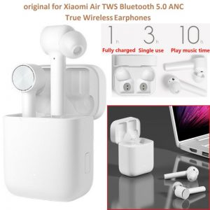 Buy For Xiaomi Air TWS Airdots Pro Headset Bluetooth Wireless Earbud Headphone White