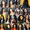 Buy Loose Body Wave 360 Lace Front Wig 100% Brazilian Remy Human Hair Full Lace Wig