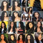 Buy Free Part Full Lace Wig 9A Malaysian Remy Human Hair Wig Straight Lace Front Wig