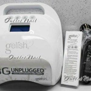 Buy GELISH HARMONY 18G UNPLUGGED Mobile LED Gel Light Lamp BATTERY CORDLESS Dryer