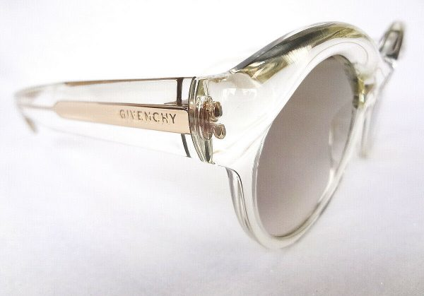 Buy GIVENCHY Women's Sunglasses GV7050/S 900 CRYSTAL 54-19-145 MADE IN ITALY - New!