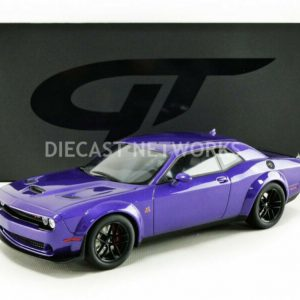 Buy GT SPIRIT - 1/18 - DODGE CHALLENGER R/T SCAT PACK WIDEBODY - GT248