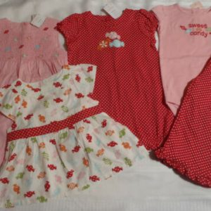 Buy GYMBOREE 12-18 Month Sweeter Than Candy Bodysuit Romper Dress Shirt Pants Outfit