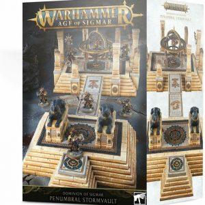 Buy Games Workshop Warhammer Age of Sigmar Dominion of Sigmar Penumbral Stormvault