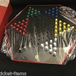 Buy Genuine Ferrari Carbon Fiber Chinese Checkers Made in Italy Super RARE Gotta Own