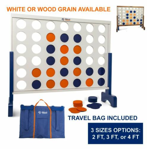 Buy Giant Connect 4 In a Row To Score Jumbo Premium Wooden