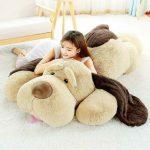 Buy Giant Jumbo Puppy Dog Body Pillow Stuffed Floppy Ears Plush Toy Animal Large New