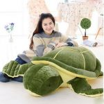 Buy Giant Plush Tortoise Turtle Stuffed Cartoon Animal Soft Pillow Toy Doll Gift