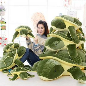 Buy 2019 Cute Plush Tortoise Turtle Stuffed Cartoon Animal Soft Toys Birthday Gift A