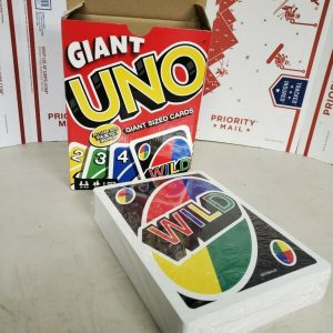 Buy Giant UNO Cards NIB Never Used
