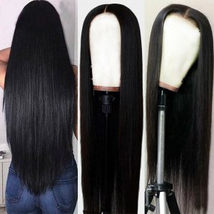 Buy Glueless Straight Wave Full Lace Wig 9A Malaysian Human Hair Lace Front Wig z294