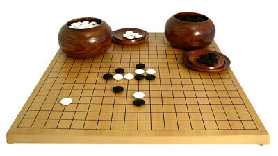 Buy Go Game Set with 8mm Stones