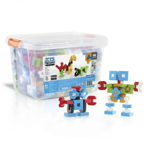 Buy Guidecraft IO Blocks  - 500 Pieces