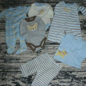 Buy Gymboree Preemie Up To 7 lbs. Baby Boys Bodysuit Pants Sleeper Outfit NWT